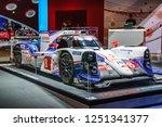 frankfurt   sept 2015  toyota... | Shutterstock . vector #1251341377