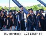 christchurch  new zealand  ... | Shutterstock . vector #1251365464