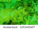 concrete wall  texture green... | Shutterstock . vector #1251432607