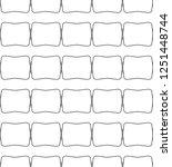 geometric ornamental vector... | Shutterstock .eps vector #1251448744