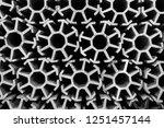 maxima aluminum modular column...   Shutterstock . vector #1251457144