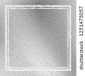 grunge frame. old texture.... | Shutterstock . vector #1251475057