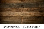 wood old plank vintage texture... | Shutterstock . vector #1251519814