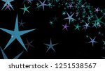 background of multi colored... | Shutterstock . vector #1251538567