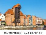 gdansk  poland  october 14 ... | Shutterstock . vector #1251578464