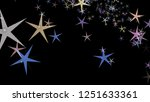 background of multi colored... | Shutterstock . vector #1251633361