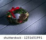 close up view of christmas and... | Shutterstock . vector #1251651991
