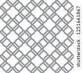 seamless vector pattern.... | Shutterstock .eps vector #1251661867