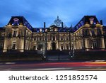 prefecture of haut rhin in the... | Shutterstock . vector #1251852574