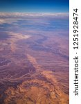 aerial view of the the sinai... | Shutterstock . vector #1251928474