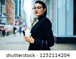 half length portrait of... | Shutterstock . vector #1252114204
