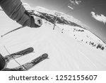 vail  colorado  april 4 2013 ... | Shutterstock . vector #1252155607