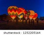 the crews of 5 dawn patrol hot... | Shutterstock . vector #1252205164