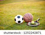 Football Soccer Ball Basketbal...