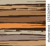abstract colorful brown... | Shutterstock .eps vector #1252263454