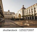 samut prakan  thailand  ... | Shutterstock . vector #1252272037