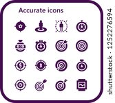 vector icons pack of 16 filled... | Shutterstock .eps vector #1252276594