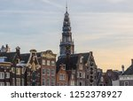 amsterdam  netherlands  ... | Shutterstock . vector #1252378927