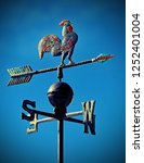 Weather Vane To Indicate The...