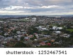 auckland. south island. new... | Shutterstock . vector #1252467541