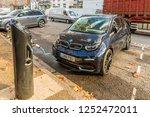 london november 2018. a view of ...   Shutterstock . vector #1252472011