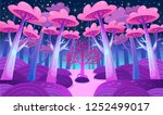 a gaming background  nature... | Shutterstock .eps vector #1252499017