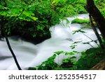 "tourist attraction ""oirase... | Shutterstock . vector #1252554517"