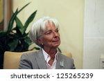 cyprus nicosia september  13...   Shutterstock . vector #125265239