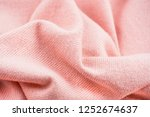 texture of knitted sweater ... | Shutterstock . vector #1252674637
