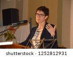 hamburg  germany   december 08  ... | Shutterstock . vector #1252812931