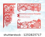 laser cutting design for...   Shutterstock .eps vector #1252825717