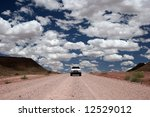 beautiful cloudscape over the... | Shutterstock . vector #12529012