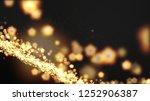 black digital abstract...   Shutterstock . vector #1252906387