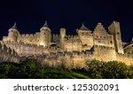 Carcassone Medieval Castle...