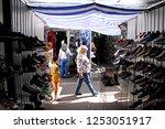 odessa  ukraine   05.16.2016.... | Shutterstock . vector #1253051917