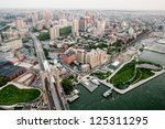 New York   August 2  Aerial...