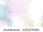 light multicolor  rainbow... | Shutterstock .eps vector #1253270281