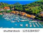 porto ercole town   monte... | Shutterstock . vector #1253284507