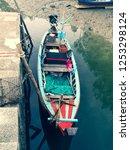 Fisherman's Fishing Boat...