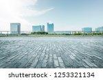 panoramic skyline of modern... | Shutterstock . vector #1253321134
