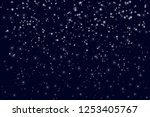christmas background for your... | Shutterstock .eps vector #1253405767