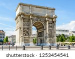 marseille  france   may 20 ... | Shutterstock . vector #1253454541