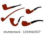 illustration on theme big...   Shutterstock .eps vector #1253462527