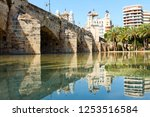 Valencia  Spain  View Of The...