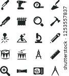 solid black vector icon set  ... | Shutterstock .eps vector #1253557837