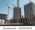 Under Construction High Rise...