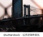 Manhattan Bridge Through Wired...