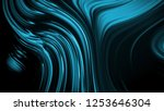 abstract teal green background... | Shutterstock . vector #1253646304