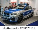 frankfurt   sept 2015  bmw x4... | Shutterstock . vector #1253673151