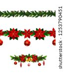 christmas elements for your... | Shutterstock .eps vector #1253790451